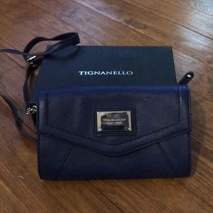 Tignanello crossbody wallet